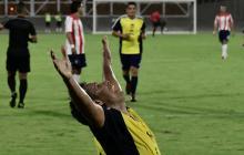 Arzuaga se despidió del fútbol entre sus amigos