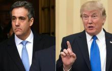 """Trump llama """"rata"""" a su exabogado Michael Cohen"""