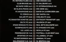 Carlos Bacca vs. Fredy Montero en los dieciseisavos de Europa League