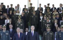 Asumió la nueva cúpula militar de Duque