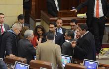 Plenaria Cámara, ley de Financiamiento.