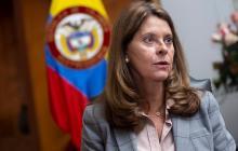 """""""Lo que está haciendo el Gobierno de Venezuela es inaceptable"""": vicepresidenta"""