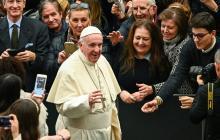 Papa dice que la Iglesia nunca ignorará los abusos sexuales