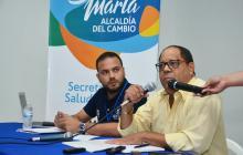 """Gerente (e) de ESE de Santa Marta denuncia """"organización criminal para acabar la entidad"""""""