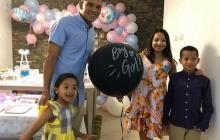 En video | Esposa de Carlos Bacca anuncia la llegada de su tercer hijo