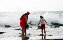 Ideam alerta sobre incrementos en el oleaje de las playas del Caribe