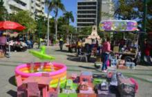 En video | El regalo prometido también se buscó en el Paseo Bolívar