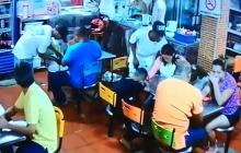 En video   Cartageneros denuncian incremento de hurtos en establecimientos comerciales