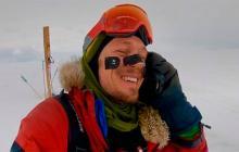 Hombre cruza la Antártida a pie, solo y sin ayuda por primera vez