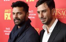 Ricky Martin celebra el nacimiento de su hija Lucía
