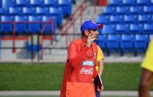 Arturo Reyes confirma los convocados de Colombia para Sudamericano Sub 20
