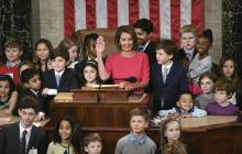 En video | Nancy Pelosi, la mujer más poderosa de EEUU