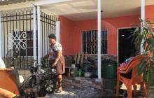 Hombre muere asfixiado por humo en vivienda de Soledad