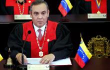 Magistrado del Supremo de Venezuela acusado de delitos sexuales huye del país