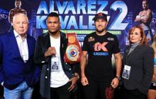 Crece expectativa por la pelea entre Éléider Álvarez y Sergey Kovalev