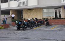 En video | Hurto en edificio de Bocagrande queda registrado en las cámaras