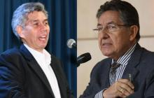 Daniel Coronell y Néstor Humberto Martínez.