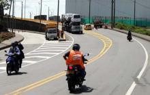 Motocicletas son el 57% del parque automotor del país