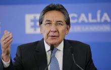 Néstor H. Martínez, fiscal general de la Nación.