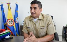 Carlos Urbano Montes, capitán de Puerto de Barranquilla.