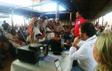 """""""No se han cumplido las medidas cautelares a favor del pueblo wayuu"""": líder indígena"""