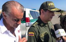"""""""Policía apoya investigación de la Fiscalía en caso de Luruaco"""": Salamanca"""