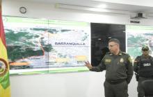 """""""En caso de Fito Acosta sí hubo un secuestro extorsivo"""": general Murillo"""