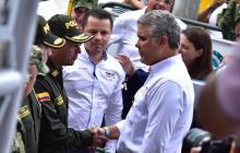"""""""Pido a Cuba que entregue a esos criminales"""": Duque sobre líderes del Eln"""