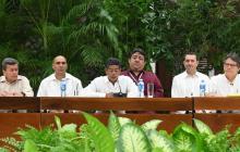Los 10 negociadores a los que levantaron suspensión de órdenes de captura