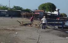 Río Cauca alcanza su nivel más bajo en Sucre