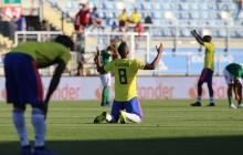 Colombia vence a Bolivia 1-0 y toma impulso en el Sudamericano Sub-20