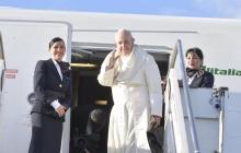 El Papa llega a Panamá para participar en la Jornada Mundial de la Juventud