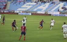 Jaguares le amargó el debut al Unión Magdalena en su regreso a la A