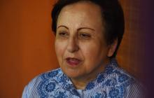 """""""Venezuela se parece mucho a Irán"""": Shirin Ebadi"""