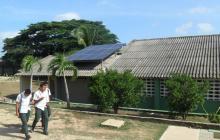Diez escuelas de La Guajira funcionarán con paneles solares