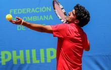 José Bendeck, campeón en torneo de dobles en Medellín