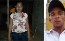 Cristina Isabel Charris Polo y José Vicente Pertuz Vizcaíno.