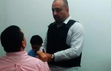 Cristian Rymel Yurgaky Rey, procesado en el caso  de Global Brokers.
