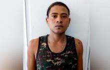 Envían a la Penitenciaría El Bosque a capturado por descuartizamiento en Luruaco