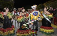 Cierre de vías por Garabato del Country en Barranquilla