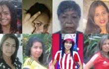 En 40 días, 10 mujeres asesinadas en el área metropolitana