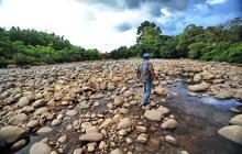 Aumentan a 108 el número de municipios afectados por el fenómeno de El Niño