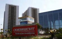 Fachada de Odebrecht.