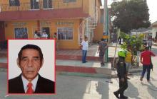 Lo asesinan a puñal en la terraza de su casa, en el barrio Montes