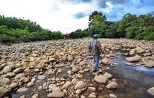 114 municipios afectados por el fenómeno de El Niño en el país