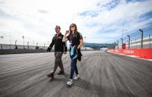 Tatiana Calderón está lista para la Fórmula 2