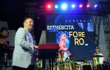 #SesionesEH | Chelito De Castro recordó 'Mi vieja Barranquilla' de Esthercita Forero