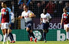 A Tottenham no le alcanzó con la vuelta de Kane