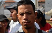 """En los cuarteles venezolanos """"no hay comida"""": sargento desertor"""