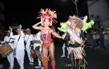 El Carnaval Gay puso a gozar     y bailar a los barranquilleros